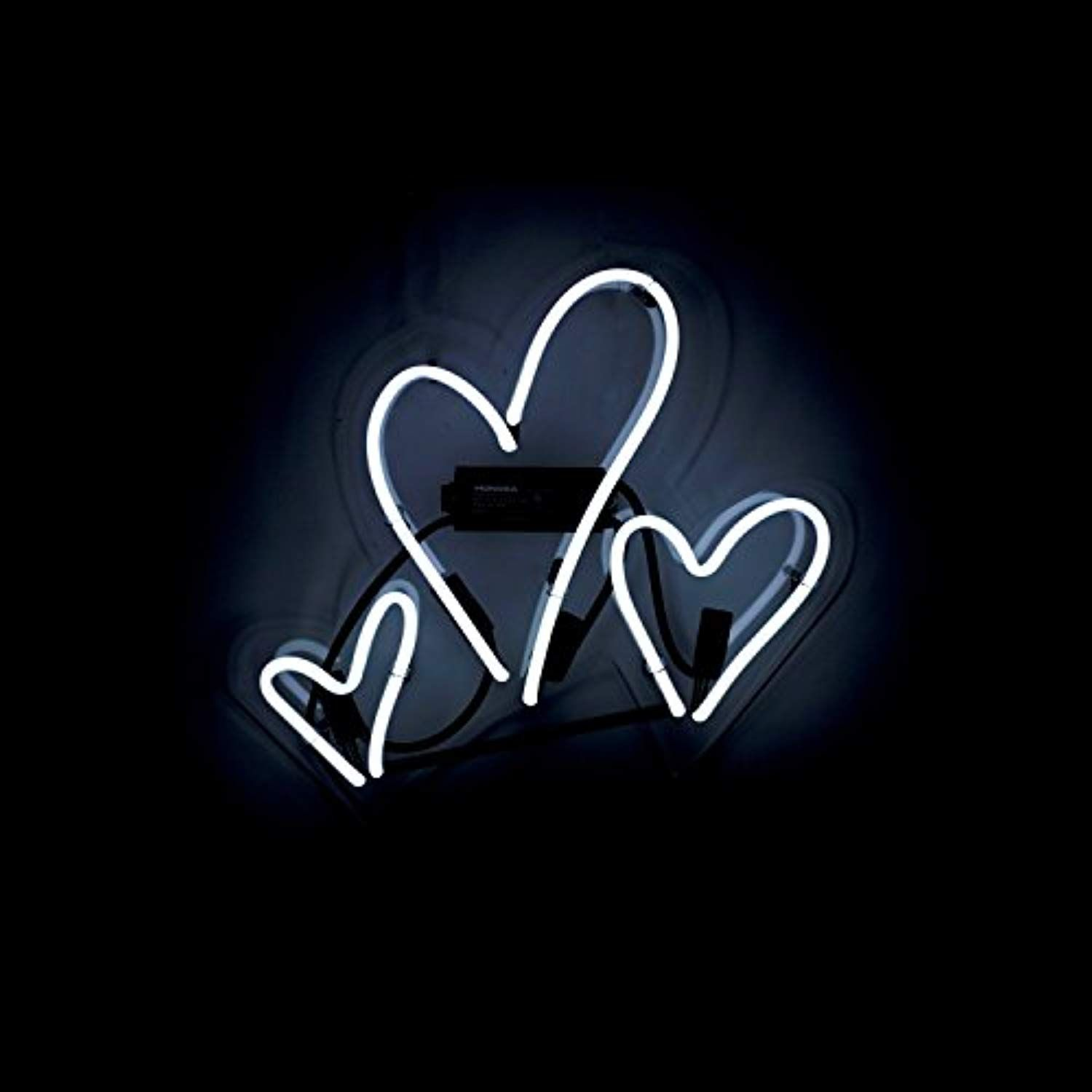 The Oliver Gal Artist Co Ns112 20x20 Oliver Gal Heart Neon Sign 20 X 20 White Click On The Image For Additiona Neon Signs Neon Wall Art Neon Light Signs