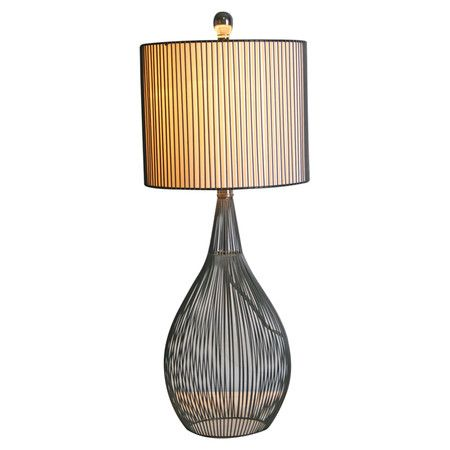 Found It At Wayfair Metal Mesh Table Lamphttp Www Wayfair Com Daily Sales P Go Glam 3a Metallic Mirrors 26 Lighting Meta Lamp Metal Table Lamps Table Lamp