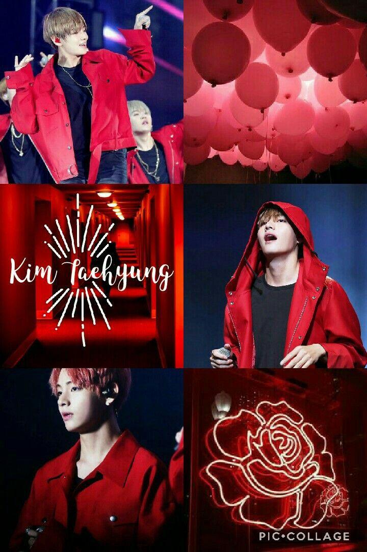 BTS Kim Taehyung aesthetics wallpaper iPhone