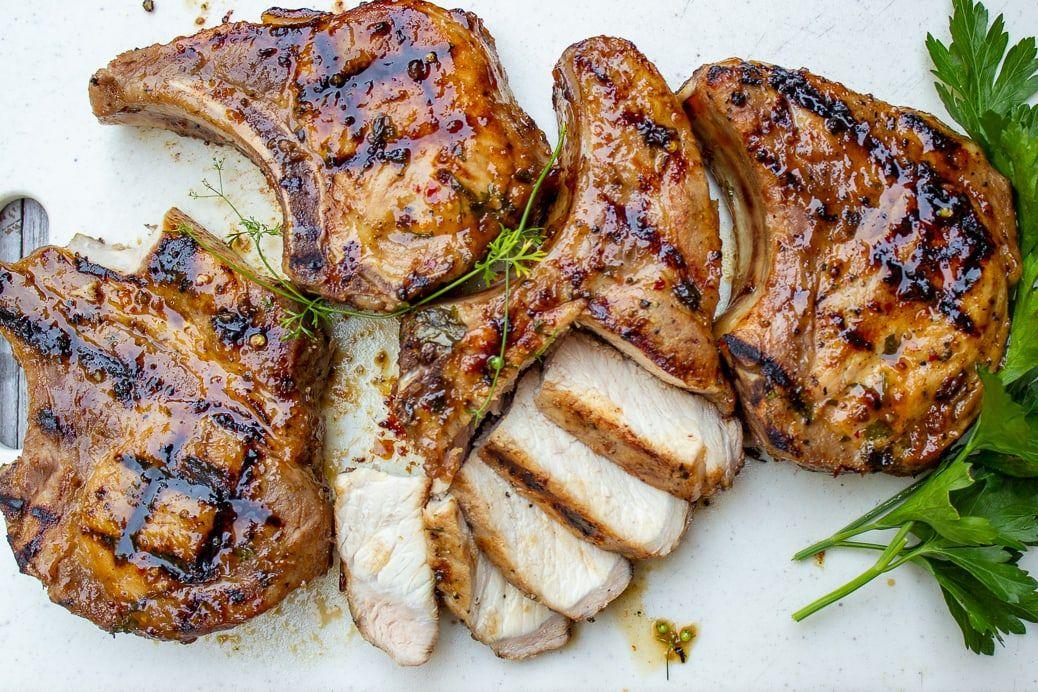 Vietnamese Pork Chops (Sous Vide) | Two Kooks In The Kitchen #grilledporkchops