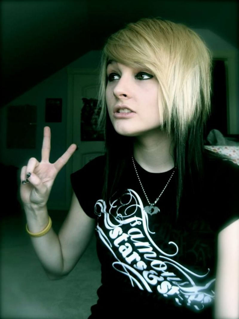 Cute Emo Hairstyles What Do You Think of EmoScene Hair hair