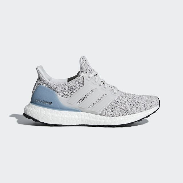 Ultraboost Shoes Grey Off White Trace Purple BB6153