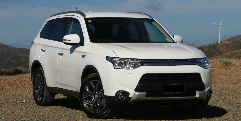 Mitsubishi Outlander Plug In Hybrid Electric Suv Phev Technology
