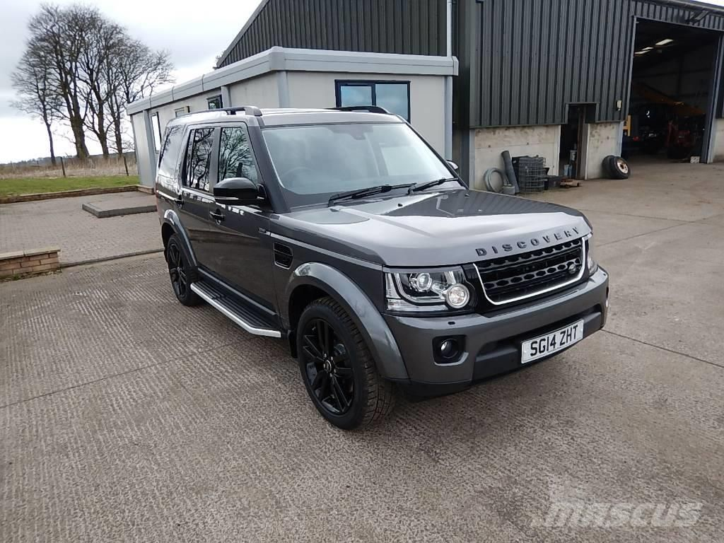 Land Rover Discovery 4 Black Edition 2014 Cars