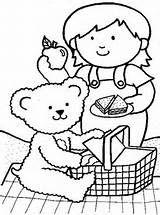 Teddy Bear Picnic Color Pages Teddy Bear Coloring Pages Teddy Bear Picnic Bear Coloring Pages