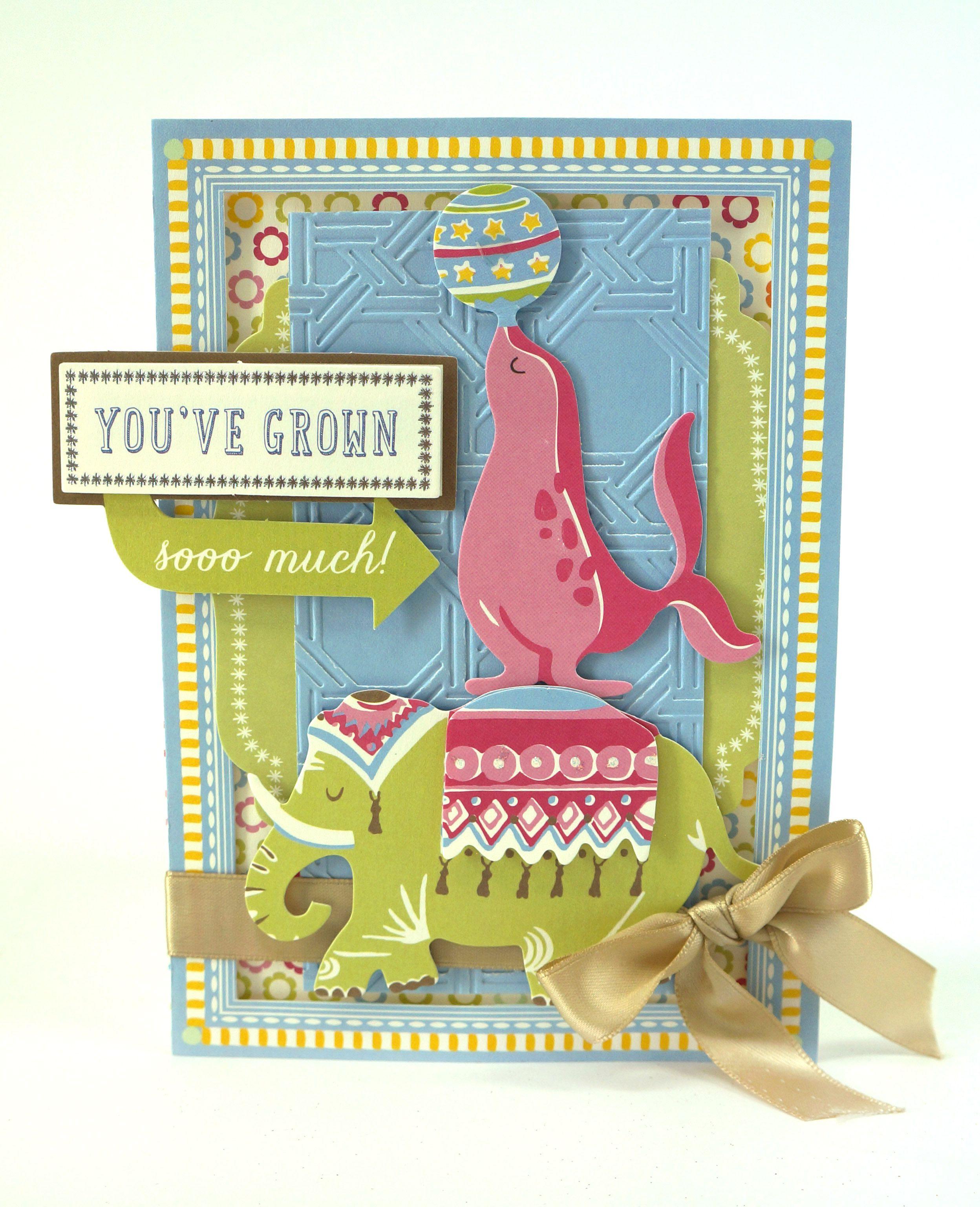 Anna GriffinR Playful Pieces Cardmaking Kit
