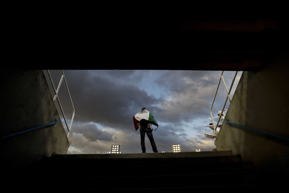 I tifosi alle Olimpiadi - Il Post