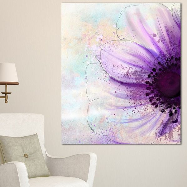 Overstock Com Online Shopping Bedding Furniture Electronics Jewelry Clothing More Flower Canvas Wall Artwork Wall Canvas