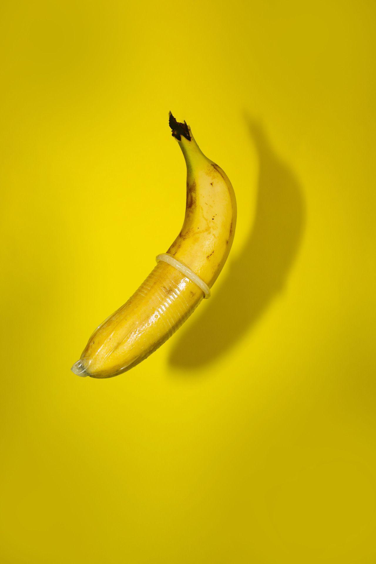'Banana Condom'- © Olivia Hinchcliffe Photography