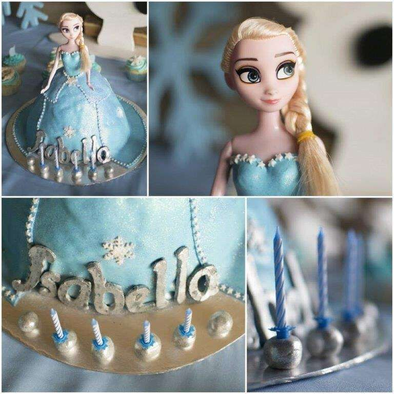 Frozen Birthday Party Ideas | Photo 2 of 6 | Catch My Party