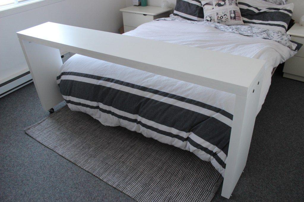 Ikea Table D Appoint.Comment Fabriquer Une Table De Lit Table D Appoint