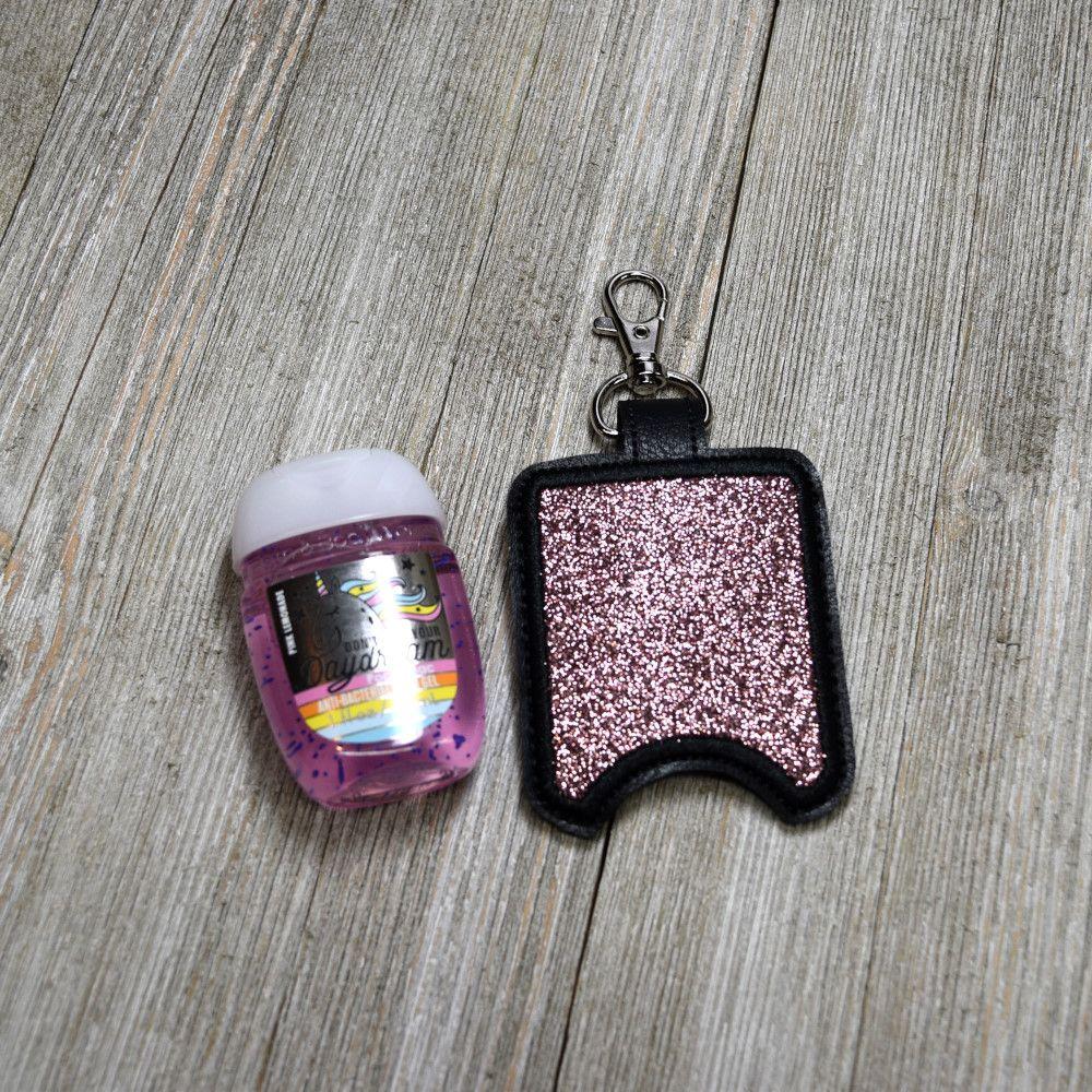 Hand Sanitizer Holder Sanitizer Keychain Pocketbac Holder Snap