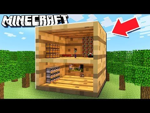 How to Make a WORKING TV in Minecraft YouTube Games Pinterest