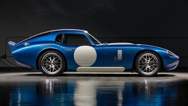 Meet America S 500bhp Electric Supercar Super Cars Shelby Daytona Dream Cars