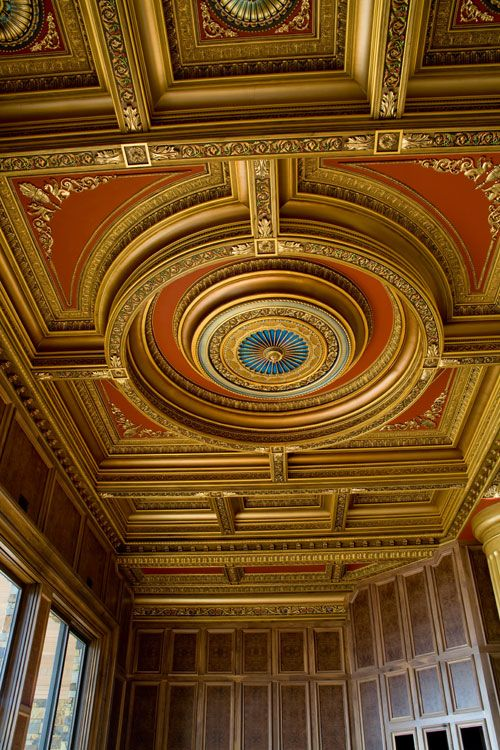 Fireplace Mantels Gallery White River Hardwoods 800 558 0119 Coffered Ceiling Ceiling Design Ceiling Detail