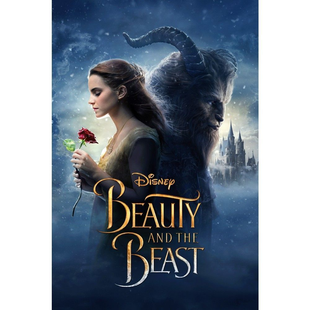 Beauty And The Beast Blu Ray Dvd Digital Products