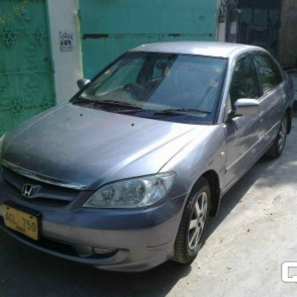 Comments By Seller Honda Civic 2004 Model Vti Prosmatic Stone Metalic Color Good Condition Under The Use Of Govt Officer Specifica Honda Civic Civic Honda