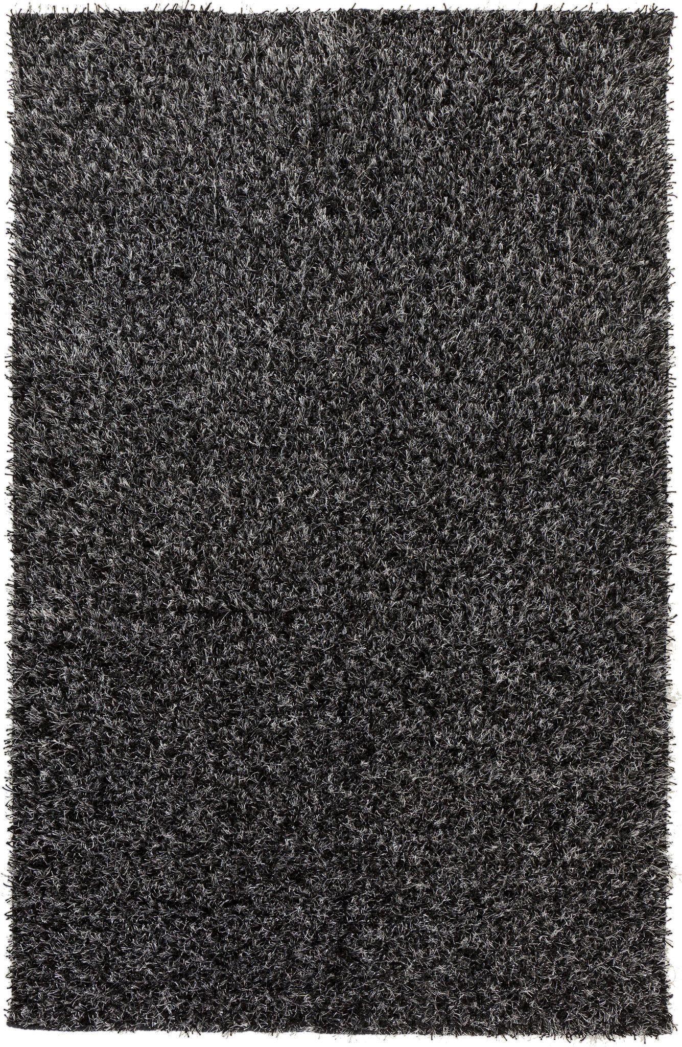 Surya Taz1020 Taz Gray Black Rectangle Area Rug