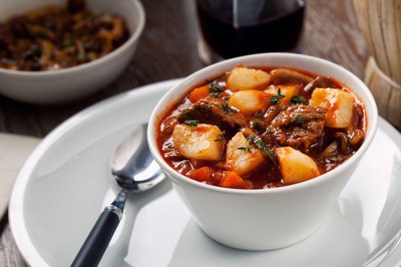 Изображение рецепта Рагу с картофелем и говядиной ...