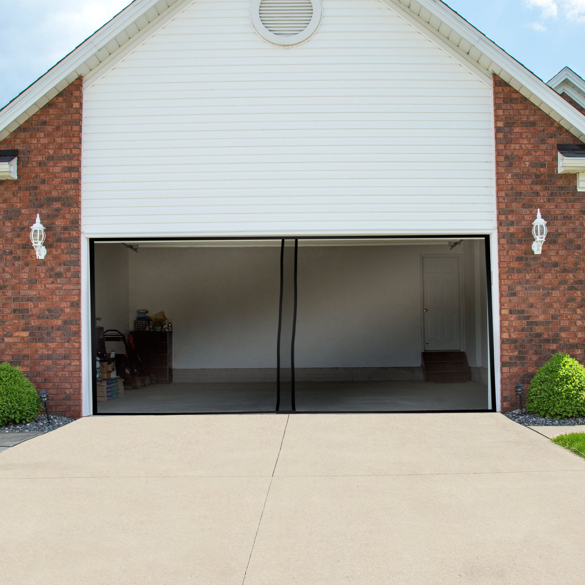 garage typical of affordable floor two att charming x nice ideas plan photo dimensions car design door