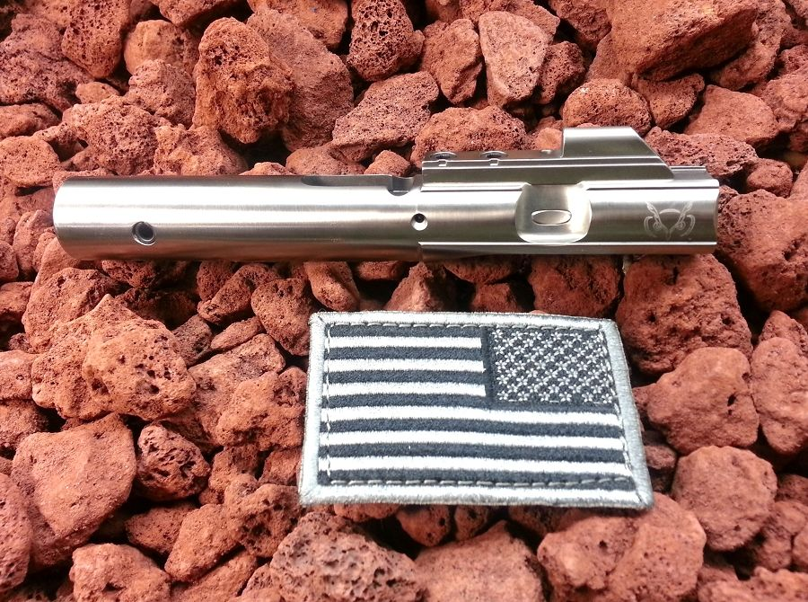 AR-15 9MM NIBX FAILZERO COATING BCG by Tactical Ambush | AR stuff