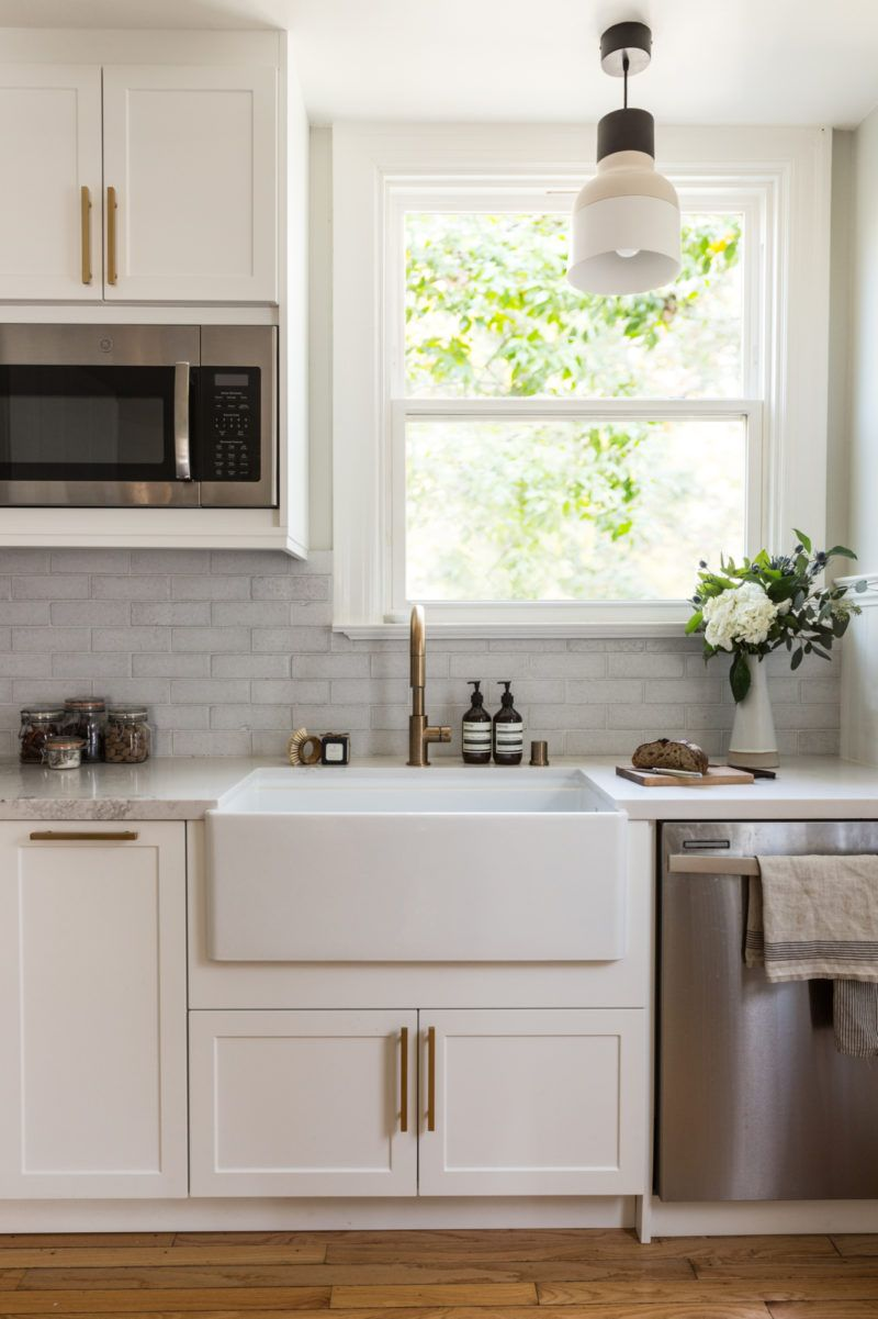 Clean Cottage Kitchen Fireclay Tile Fireclay Tile Glazed Thin