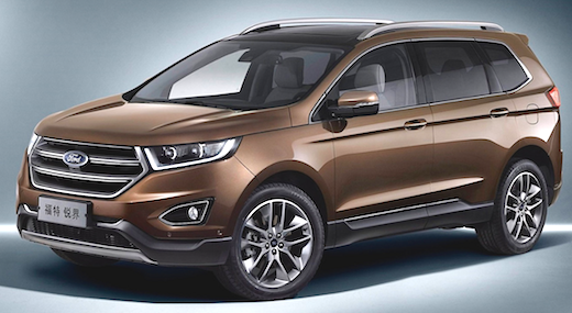 2019 Ford Edge Titanium Specs 2019 Ford Edge Titanium For Sale