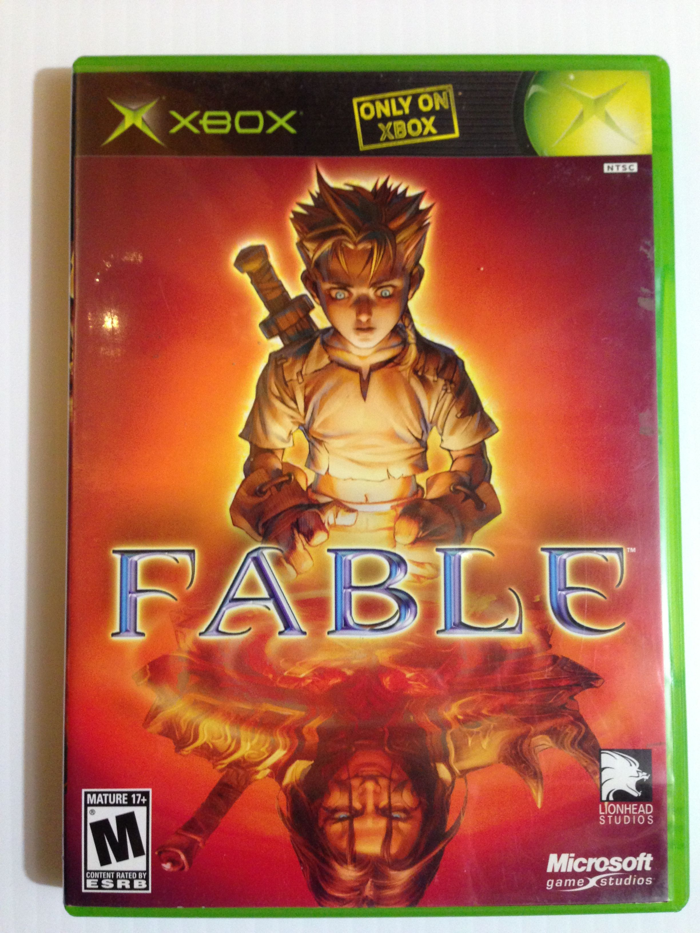 Pin by Lee on My XBOX Collection Xbox games, Fables, Xbox