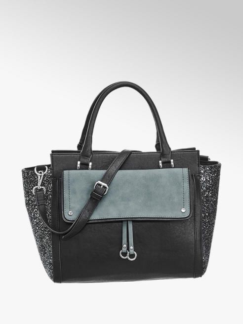 Black tote bag handbag. FW Trends 20182019 | FallWinter