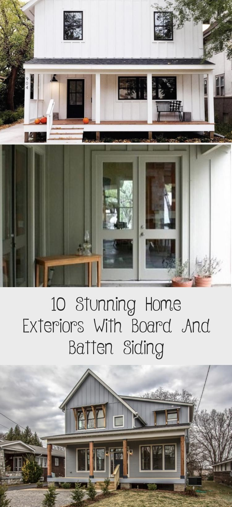 10 Stunning Home Exteriors With Board And Batten Siding Boardandbattensiding 10 Stunning Home Exteriors With Board And Batten Siding Craftivity Desig Germanen