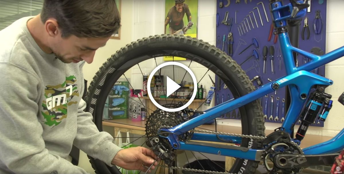 Watch How To Index Gears And Set Up Your Rear Derailleur Bike