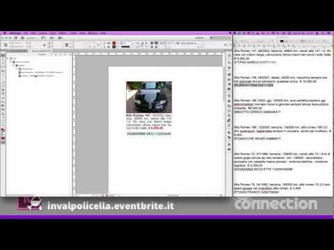 InDesign e XML template | Products I Love | Pinterest | Template and ...