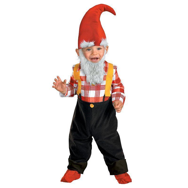 Garden Gnome Costume - Baby, Infant Boy\u0027s, Size 12-18MONTH - 18 month halloween costume ideas