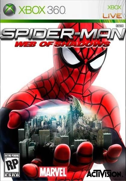 Image Gallery Spider-man Xbox 360