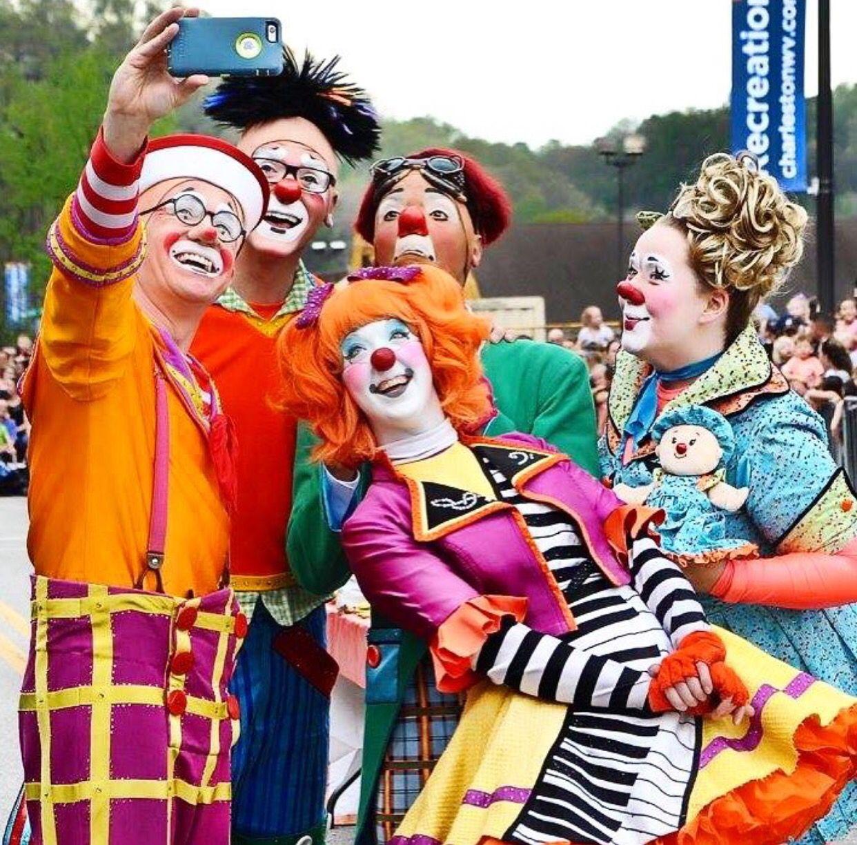 Worksheet Circus Clowns