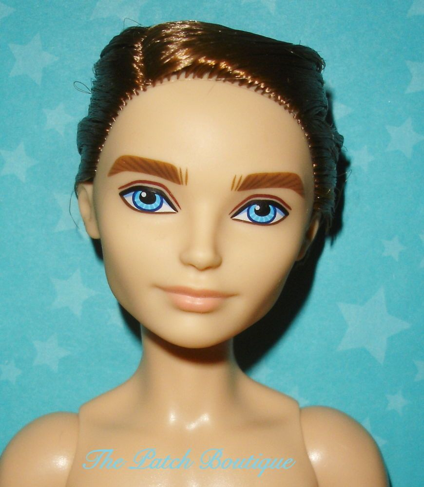 MATTEL EVER AFTER HIGH NUDE PRINCE CHARMING BOY DOLL BLONDE HAIR