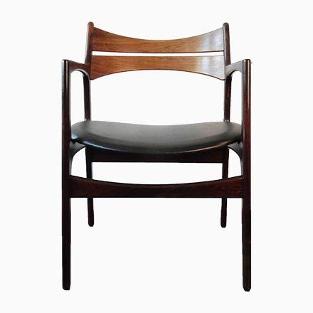 Armlehnstuhl Esszimmer mid century armlehnstuhl erik buck für chr christensens jetzt