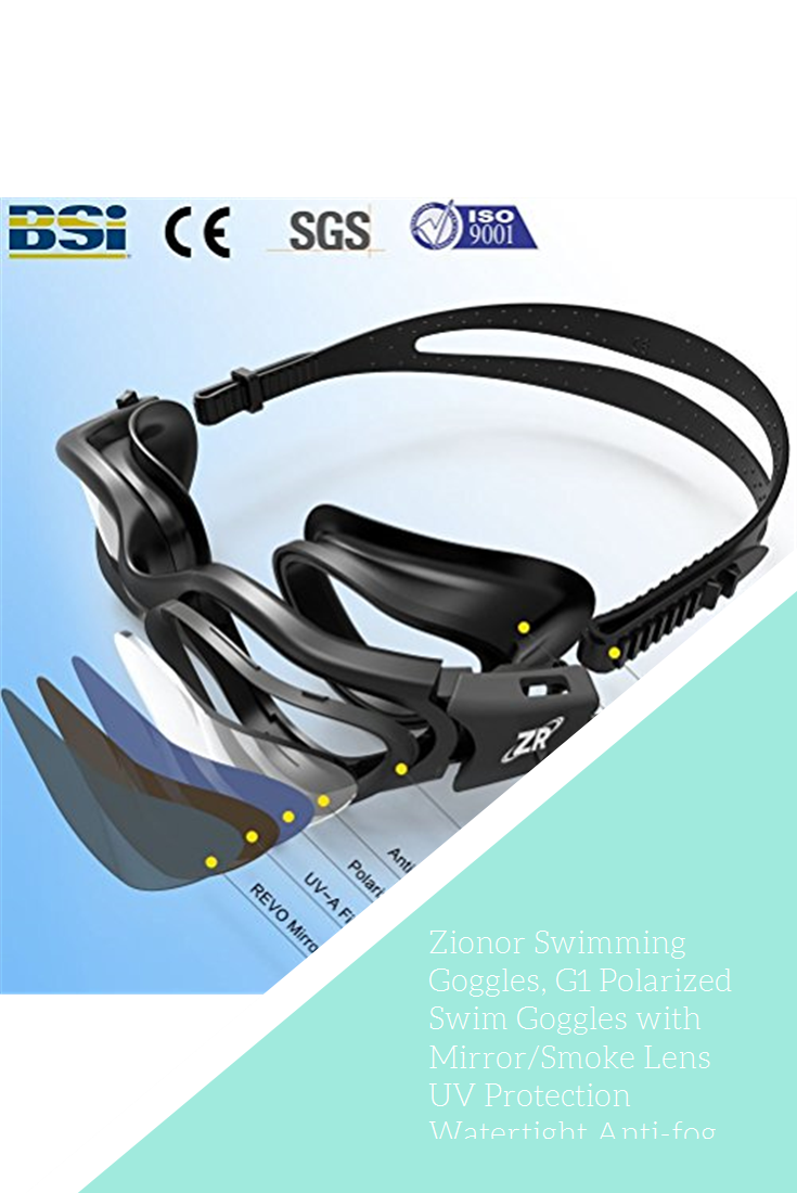 6a50c11793 Zionor Swimming Goggles