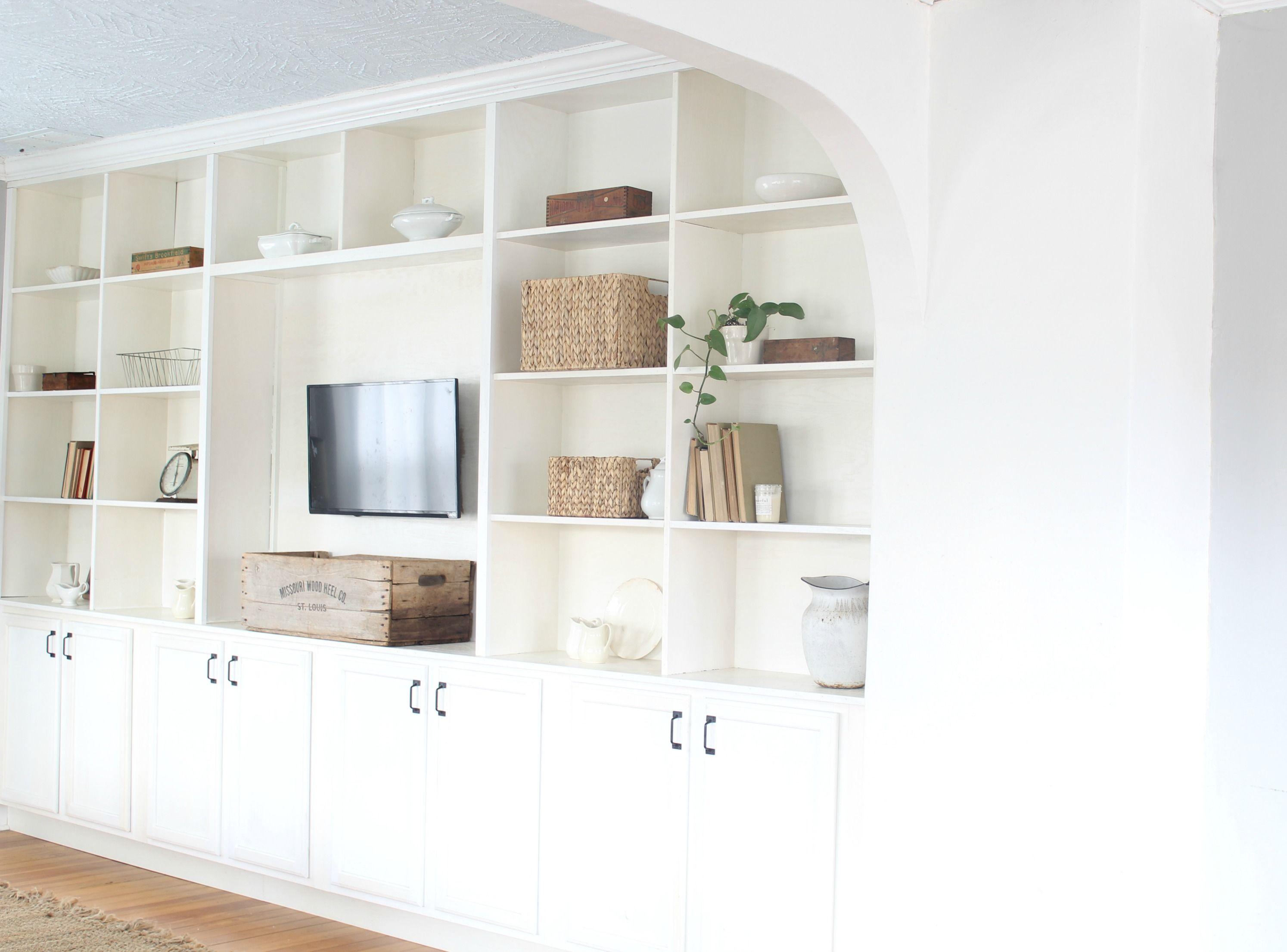 Farmhouse Living Room Built Ins  Living Room Built Ins Built Ins Impressive Living Room Built Ins 2018