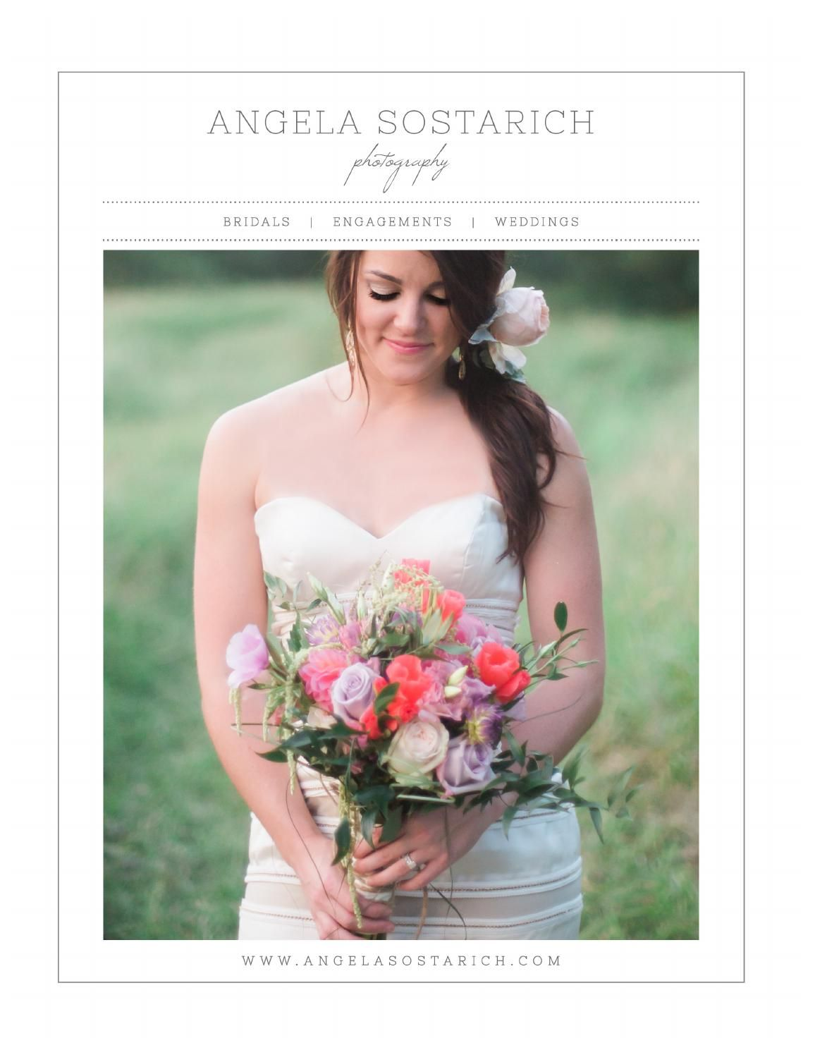 Wedding Photography Magazine Templates Pricing Guide Price List New Client Studio Packet