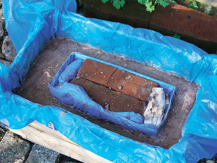 pflanzgef e aus beton selber machen beton pinterest garten pflanzen und pflanzgef e. Black Bedroom Furniture Sets. Home Design Ideas