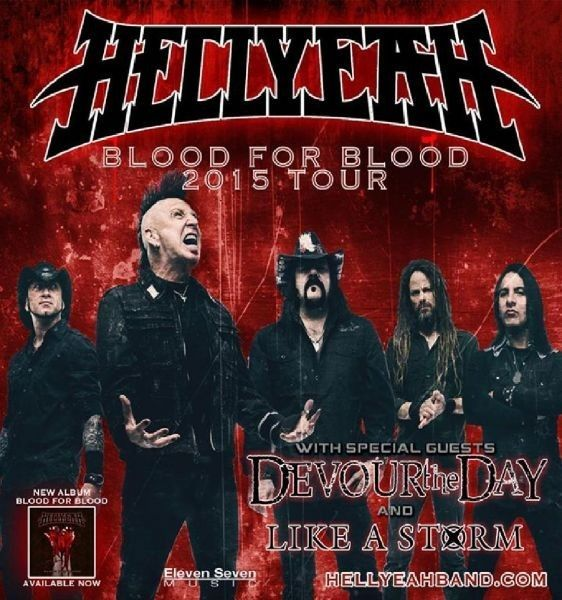 HELLYEAH schedule, dates, events, and tickets - AXS