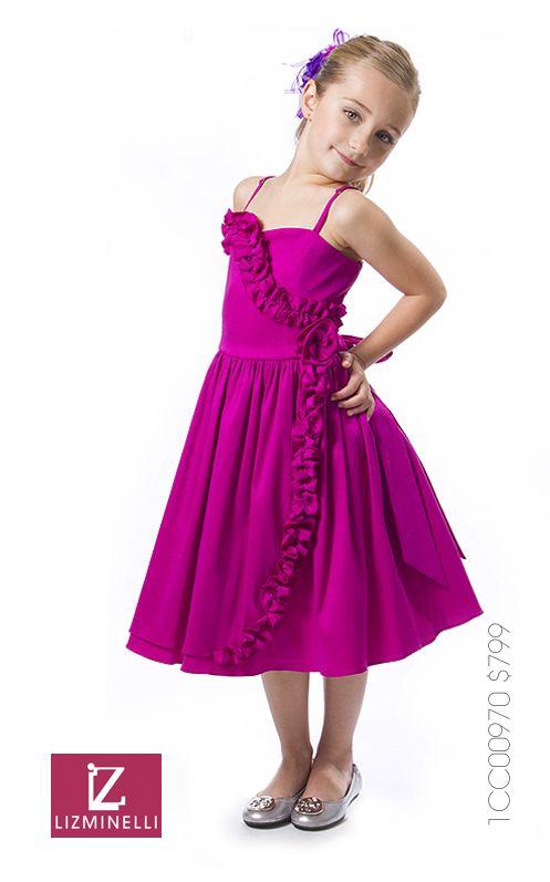 08 Liz Minelli - Niña   Vestidos para niñas   Pinterest