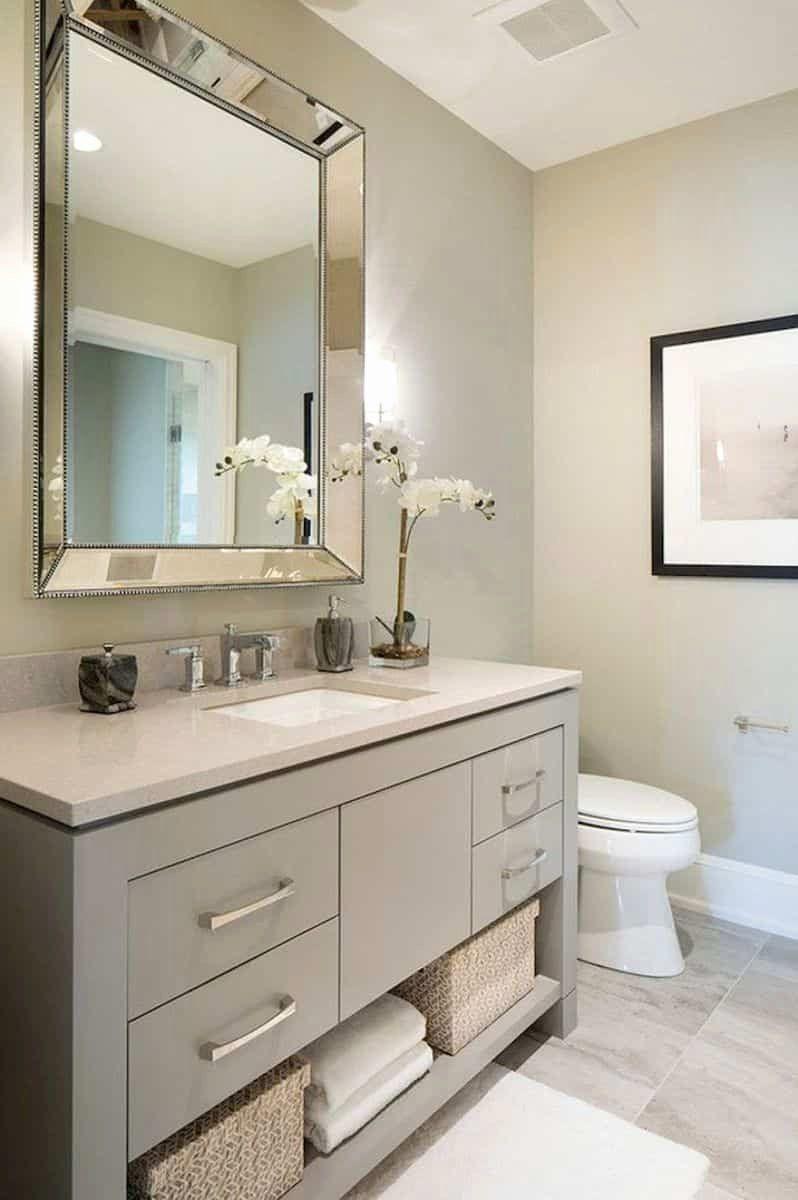 16 Guest Bathroom Decorating Ideas In 2020 Guest Bathroom