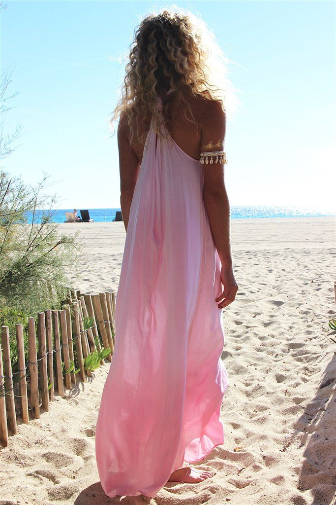 Beach Dress #Long-Dresses (With images) | Ibiza fashion ...