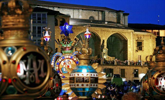 Rosario De Los Faroles Vitoria Gasteiz Vitoria Gasteiz Ciudad Medieval España