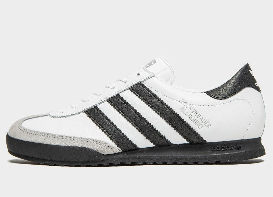 Adidas Beckenbauer Allround White Black | Shoes in 2019