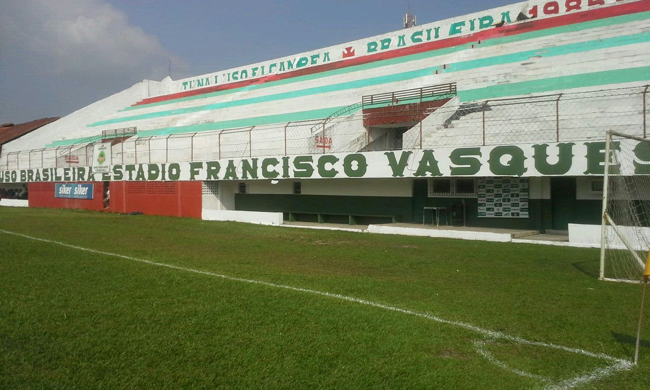 2013ede835 Estádio Francisco Vasques - Belém (PA) - Capacidade 5