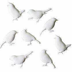 Fun bird magnets.