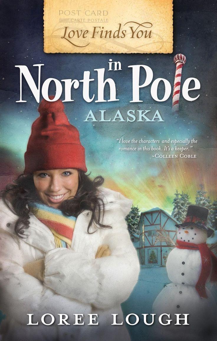 Loree Lough - Love Finds You in North Pole, Alaska / #awordfromJoJo #ChristianFiction